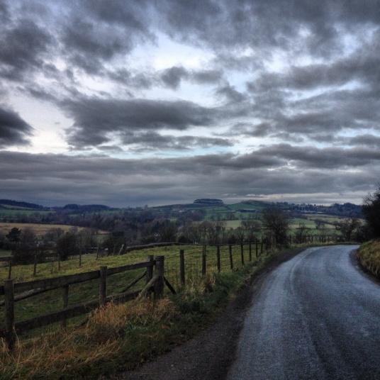 A Shropshire Road
